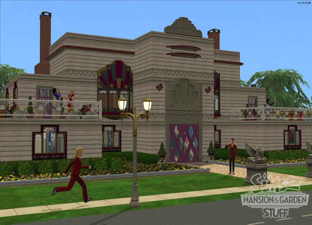 The Sims 2 Mansion & Garden Stuff/cheats