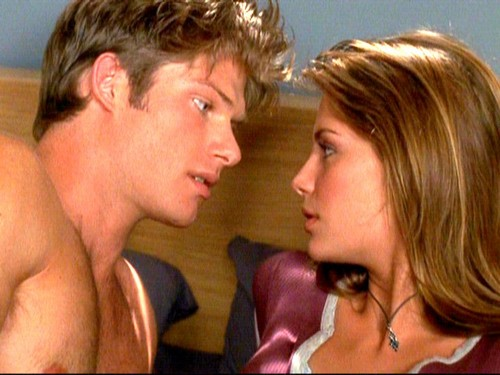The OC images Marissa & Luke HD wallpaper and background photos