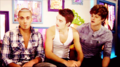 Max, Tom & Jay On TMI (I Will ALWAYS Support TW No Matter What :) 100% Real ♥  - the-wanted screencap