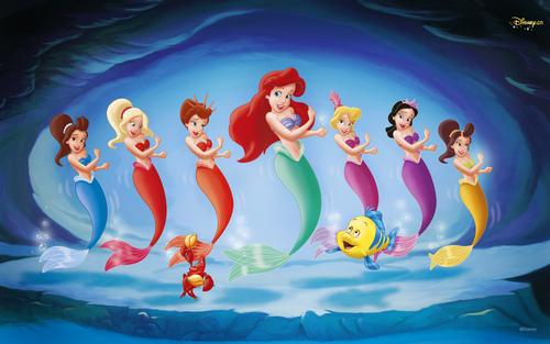 Mer-Princesses