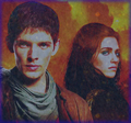 Merlin and Morgana S4 - merlin-morgana photo