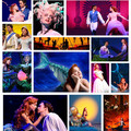 Mermaid collage 3 - the-little-mermaid-on-broadway photo