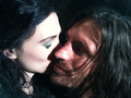 Morgana and Gwaine kiss - morgana-and-gwaine photo