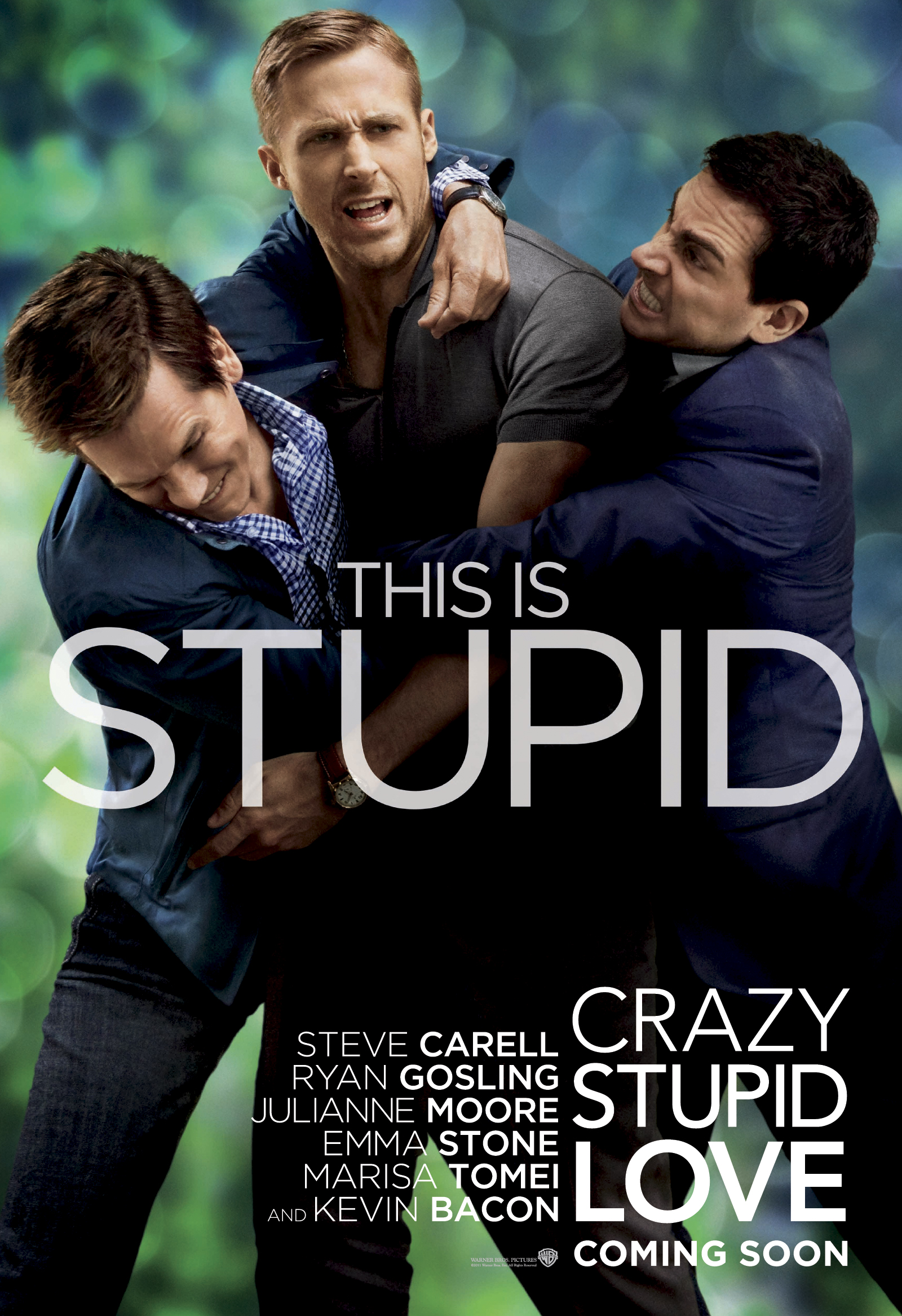 Crazy, Stupid, Love Movie Poster