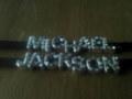 My bracelet I made - michael-jackson photo