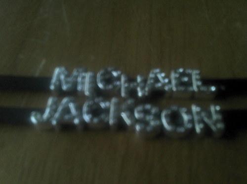 My bracelet I made
