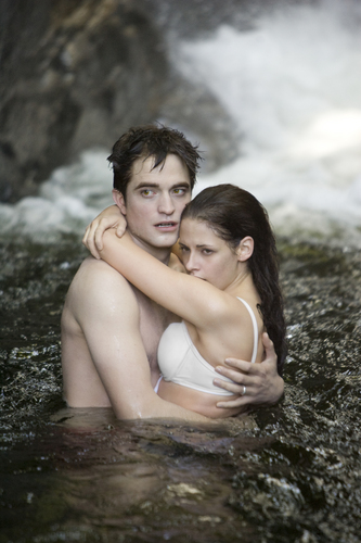 Breaking Dawn The Movie wallpaper possibly containing a hot tub and skin called NEW Breaking Dawn stills in UHQ