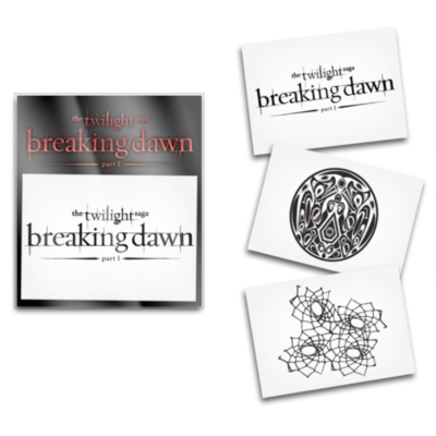 "New ""Breaking Dawn"" Merchandising"