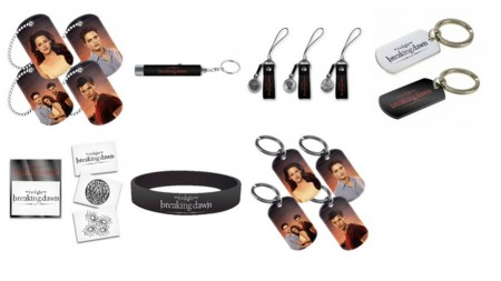 New 'Breaking Dawn' Promotional Items!