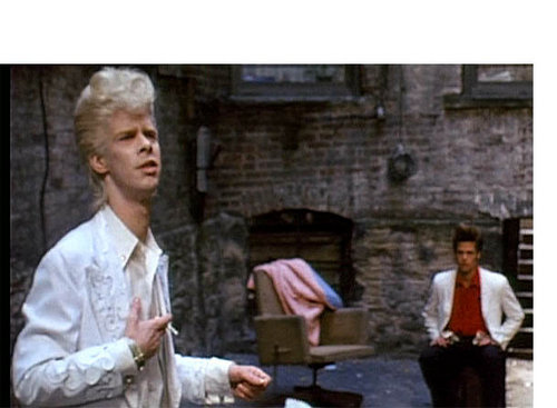 """Nick Cave images Nick Cave & Brad Pitt in """"Johnny Suede ... - photo #40"""