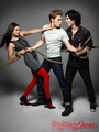 Nina,Paul and Ian