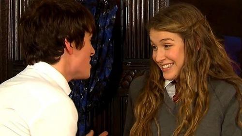 Nina and Fabian : )