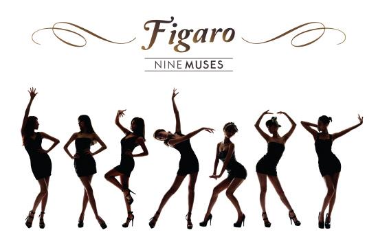 Nine Muses - Figaro
