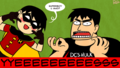 OOhhh Robin...tsk tsk