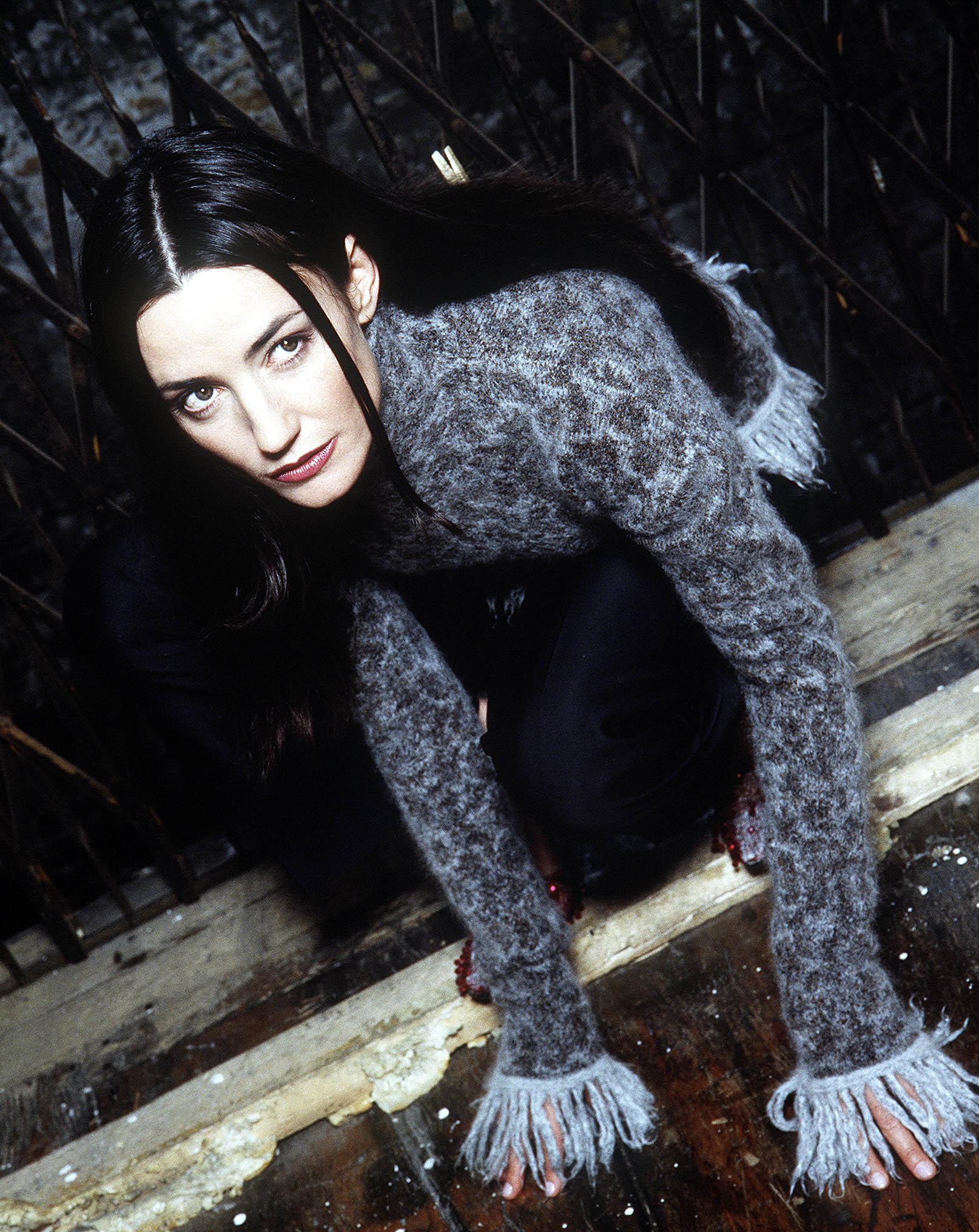 Orla Brady Photoshoot with Sven Arnstein (1999)