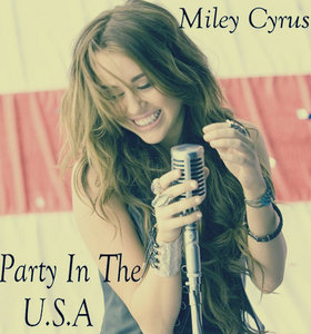 Party in the U.S.A cover!