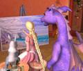 Penelope, Hobie, Rapunzel