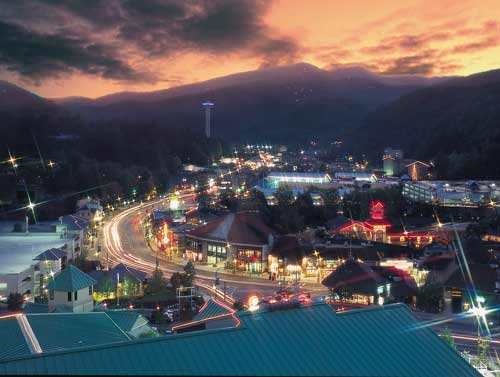 Pigeon Forge, TN - tennessee Photo