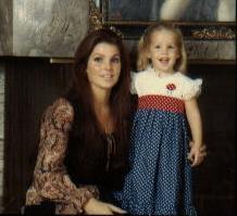 Priscilla and Little Lisa