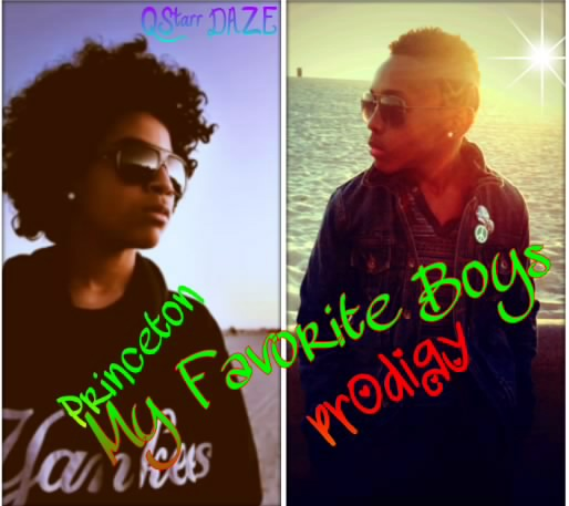 Prod & Princeton My Favorite Boys