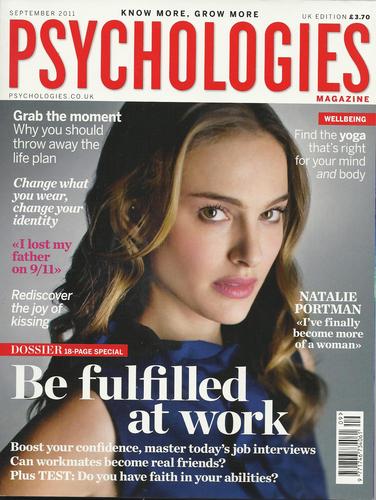 Psychologies Scans