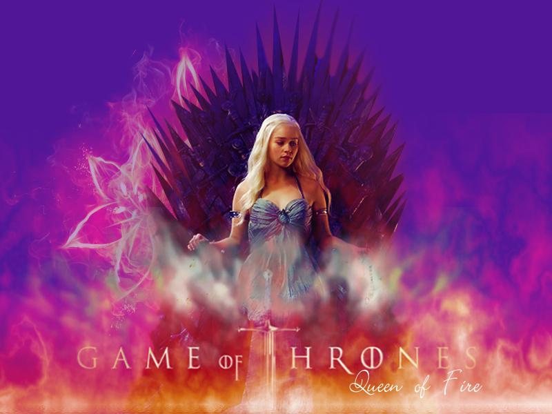 queen of fire game of thrones