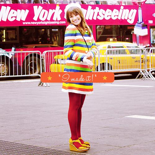 Rachel Berry :)