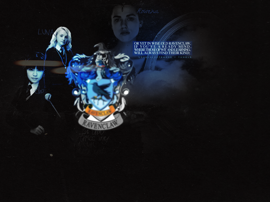 Ravenclaw Images The Three Girls HD Wallpaper And Background Photos