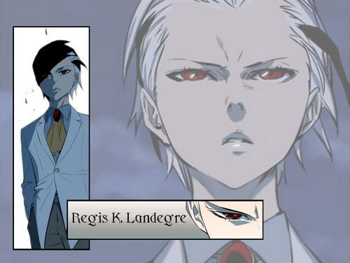 Regis K. Landegre