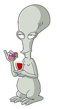 Roger The Alien!