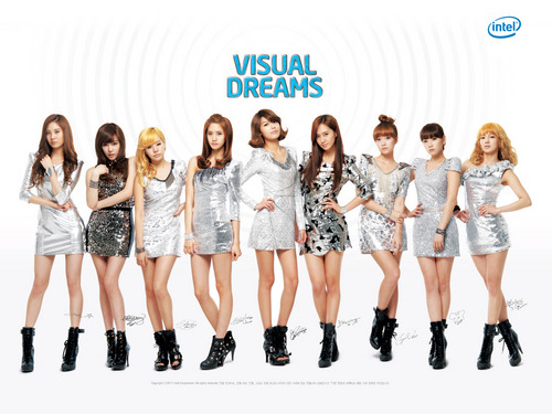 SNSD Visual Dream