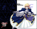 fate-stay-night - Saber ( Fate/Stay Night ) wallpaper