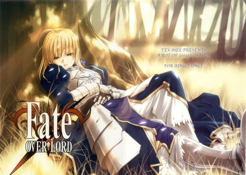 Saber ( Fate/Stay Night )