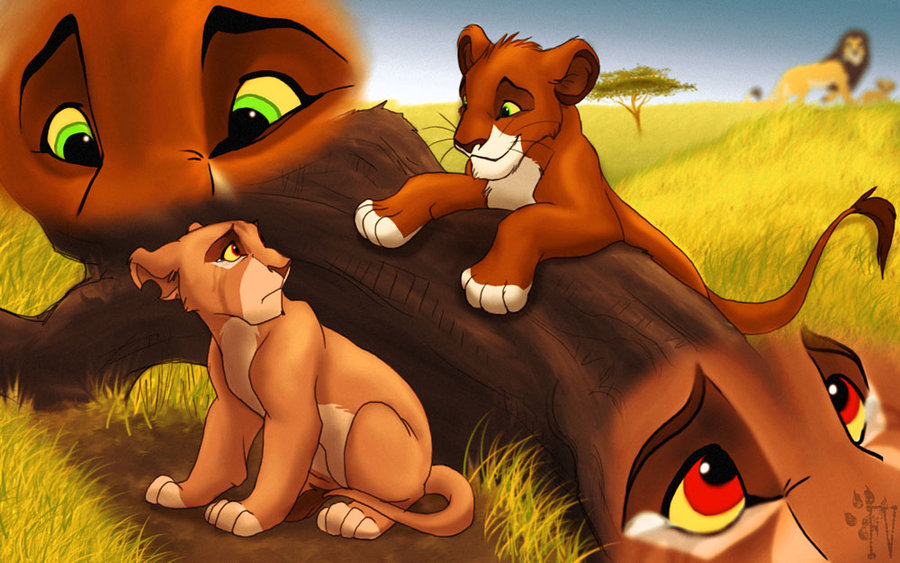 Scar and Zira - Scar and Zira Fan Art (24632662) - Fanpop