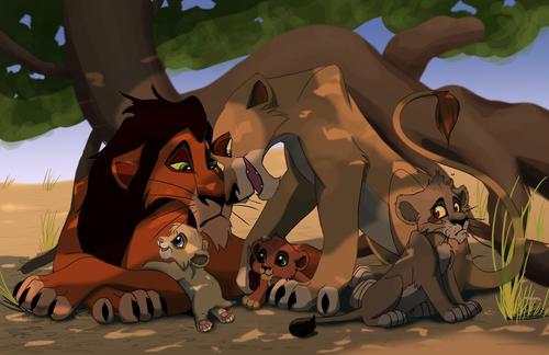 Scar's Family