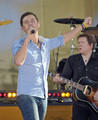 Scotty and the Top 11 on Good Morning America - scotty-mccreery photo