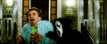 Scream 4 - Robbie Mercer & Ghostface - scream screencap