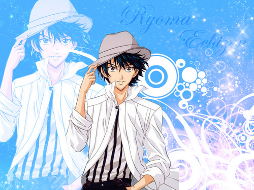 Prince of Tennis wallpaper titled Seigaku Echizen
