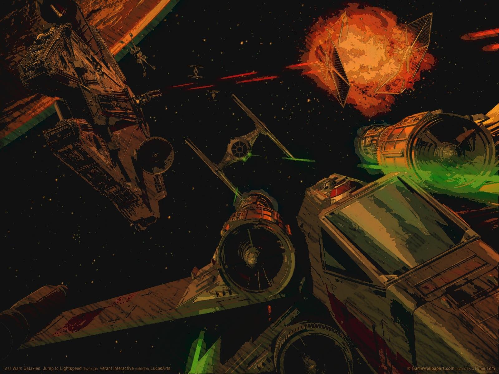 अंतरिक्ष Battle