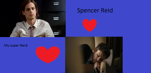 Dr. Spencer Reid wallpaper called Spencer
