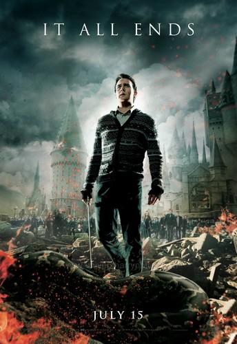 Super HR Neville Moment Poster