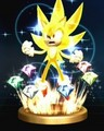 Super Sonic - super-smash-bros-brawl photo