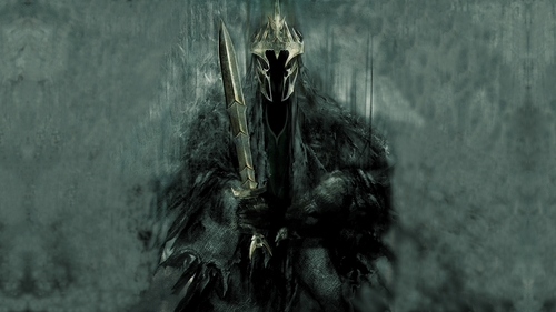 반지의 제왕 바탕화면 called THE WITCH KING full HD