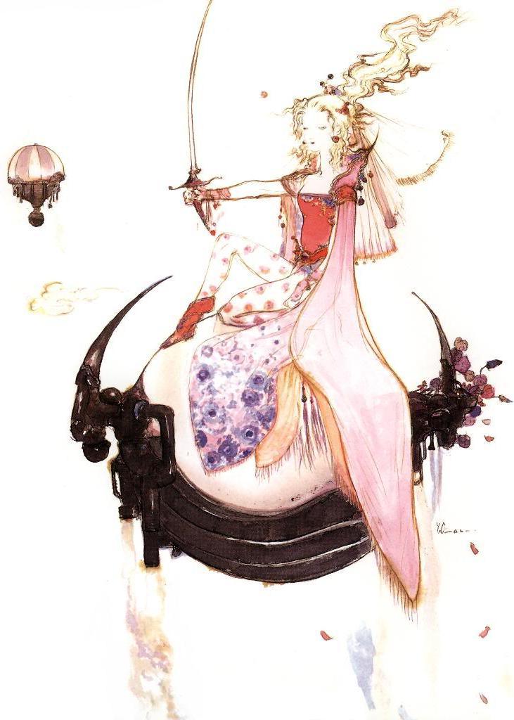 Terra Branford Final Fantasy Vi Photo 24682085 Fanpop