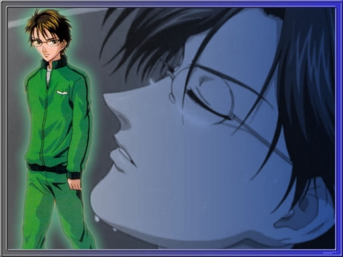 Prince of Tennis wallpaper with a well dressed person titled Tezuka Kunimitsu