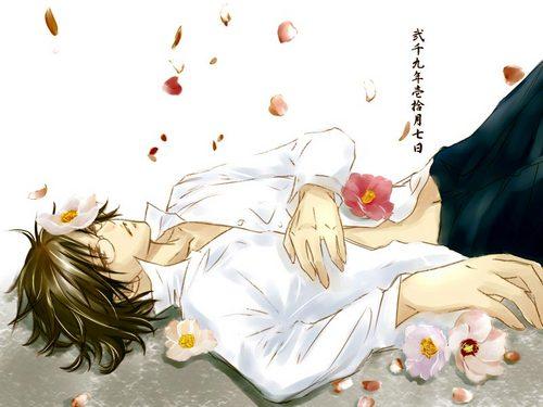 Prince of Tennis wallpaper entitled Tezuka~