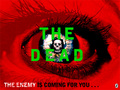The Dead kertas dinding