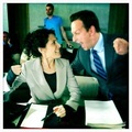 The Good Wife - Season 3 - First picture of Lisa Edelstein