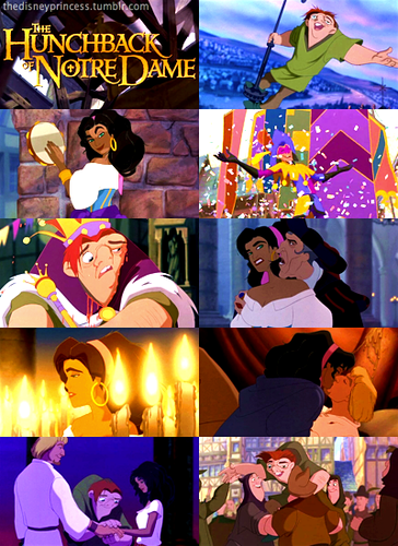 The Hunchback of Notre Dame wallpaper possibly with anime titled The Hunchback of Notre Dame