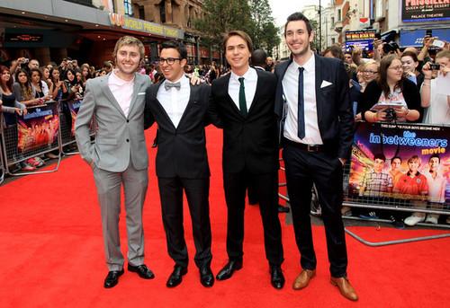 The Inbetweeners Movie World Premiere in Londres